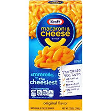 Kraft Macaroni and Cheese Classic 206g |  3 for £1