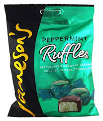 Jamesons Peppermint Ruffles Bag  - 135g | 2 for £1