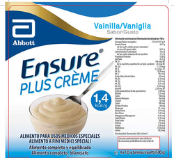 ABBOTT Ensure Plus Creme 4 x 125g