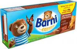 Case 24 x Barny - Barni  Chocolate Filling 150g