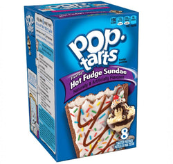 Kelloggs Pop Tarts Hot Fudge Sundae 384g