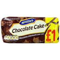 McVities Chocolate Cake 200g | offer 2 for £1