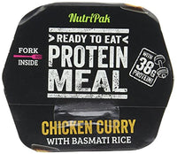 NutriPak Chicken Curry with Basmati Rice - 300g