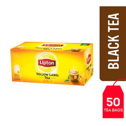 Lipton Yellow Label 50 Bags