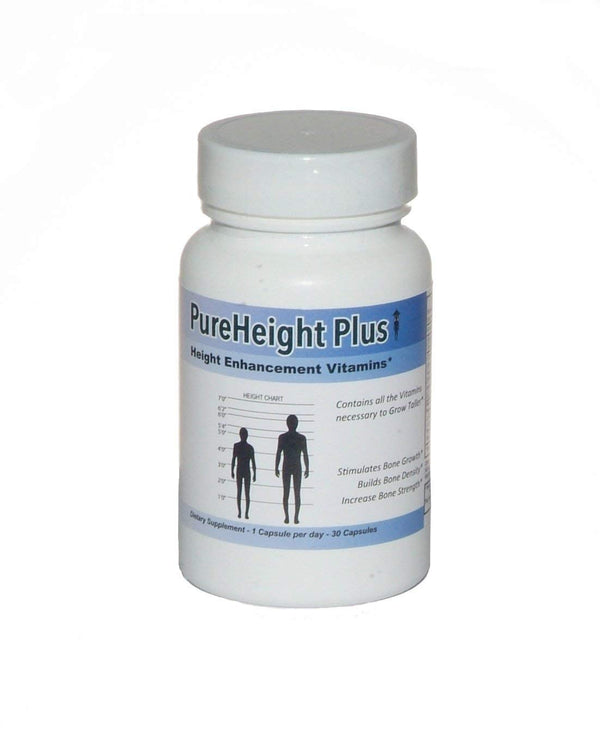 Pure Height Plus x 30 Tablets