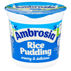 Ambrosia Rice Pudding 150G | Offer 3 for £1