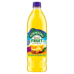 Robinsons Real Fruit Orange And Pineapple 1L