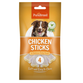 PUREBREED TREATS CHICKEN BONES MEDIUM 4PK
