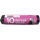 Extra Strong Refuse Sacks Black Bags 10pk