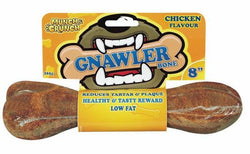 "Munch & Crunch Gnawler Bone 8"" Chicken Flavour"