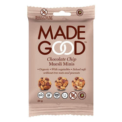 Made Good Organic Granola Chocolate Chip Minis 24g | 4 for £1
