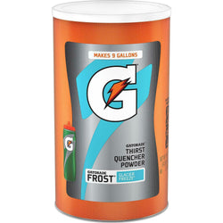 Gatorade G Series Glacier Freeze Frost Thirst Quencher Powder Drink 2.16 kg