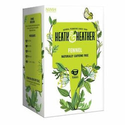 Heath & Heather Fennel Tea 50Bags