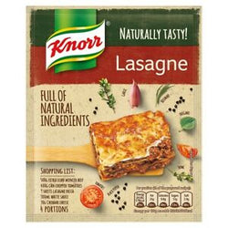 Knoll Naturally Lasagne - 4 Portions - 60g | 2 for £1