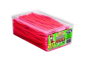 Fini Strawberry Pencils - 100 Count Tub | 2 for £10