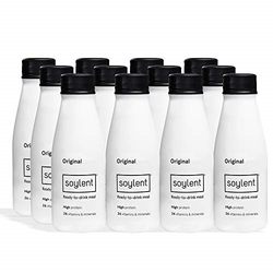 JANUARY OFFER 24 x Soylent Meal Replacement Drink Original 414ml