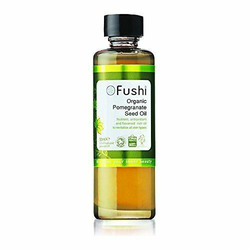 Fushi Wellbeing Pomegranate Seed Oil Organic 50ml
