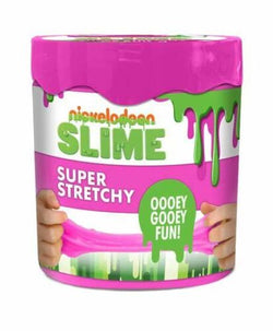 Nickelodeon - Stretchy Slime Tub Pink 500g