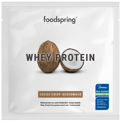 COCONUT WHEY PROTEIN TASTER PORTION 30g