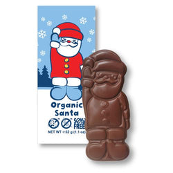 Moo Free Milk  Chocolate Santa 32g |  Offer 3 For £1