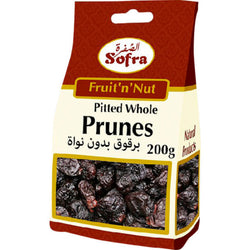 Sofra Whole Prunes 200g | offer 2 for £1