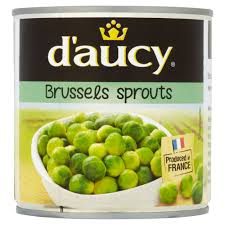 Daucy Brussels Sprouts 400g | Offer 2 For £1
