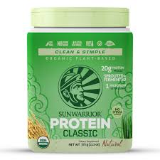 Sunwarrior, Protein Rice Classic Natural 375g