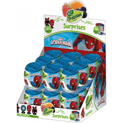 Spider-Man Fruitickles surprise eggs - 18 pack