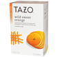 Tazo Tea Wild Sweet Orange 20 Teabags 45g