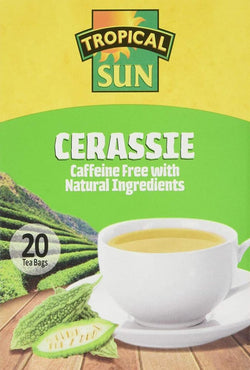 Tropical Sun Cerassie Tea 20 Tea Bags | Offer 2 For £1