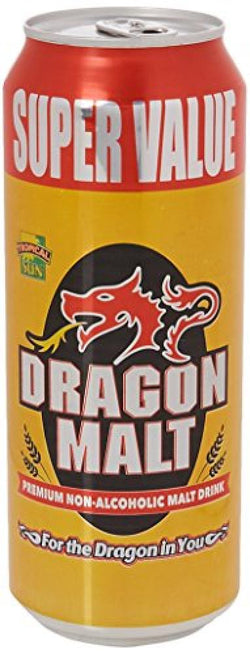 Tropical Sun Dragon Malt 500ml x 4 Cans
