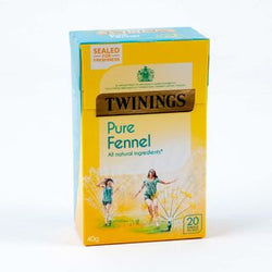 Twinnings Fennel Teabags 20S 40G