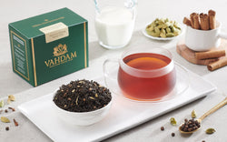 Vahdam pure Oolong Tea 100g