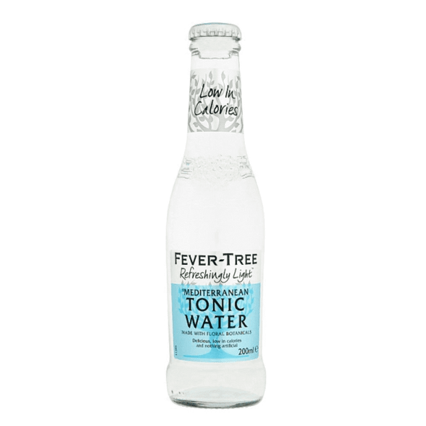 Fever Tree Light Mediterranean Tonic |  Offer 3 For £1