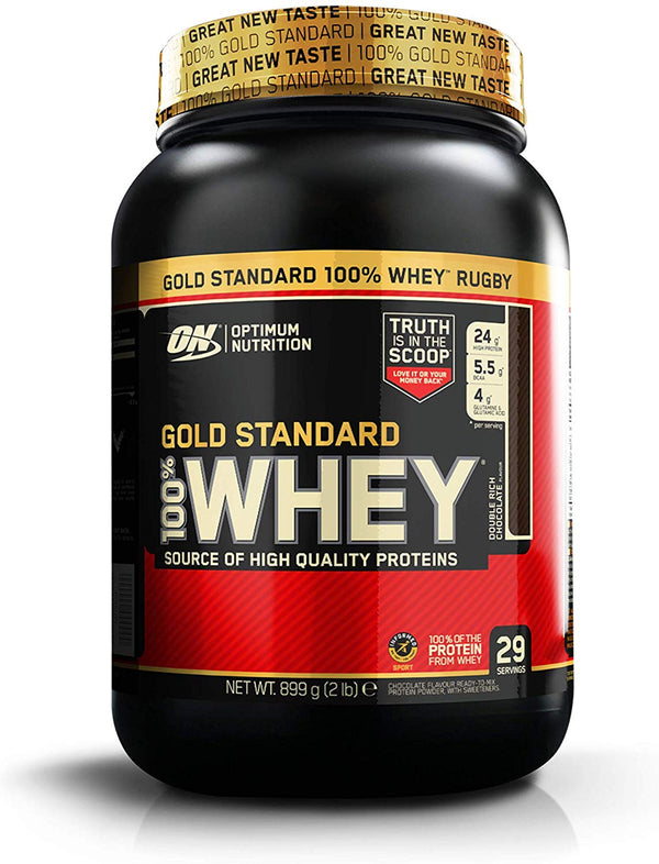 Optimum Nutrition Gold Standard Whey French Vanilla Flavour 900g