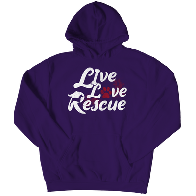 Live Love Rescue Dog 2 - Royalty Express Hub