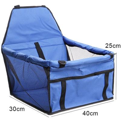 Pet Car Seat Carrier - Royalty Express Hub