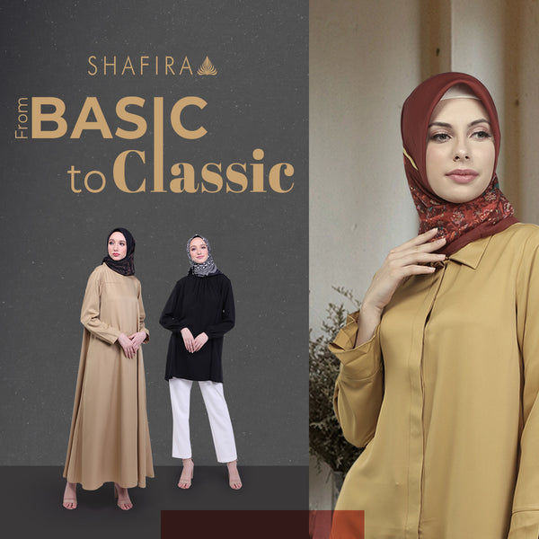 The First Leading Muslim Fashion Shafira