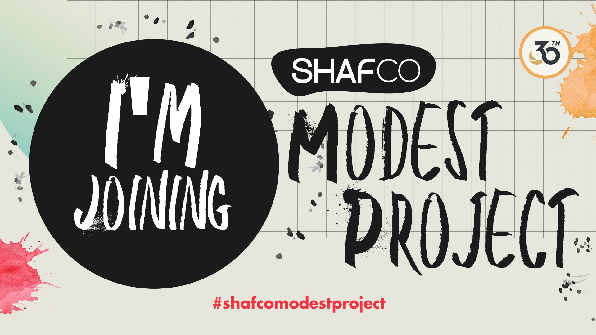Template SHAFCO Modest Project