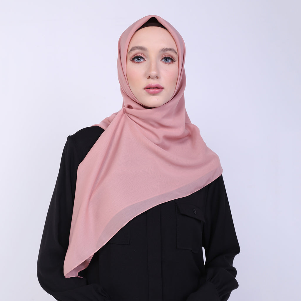 Zafinka Rose Tan Scarf