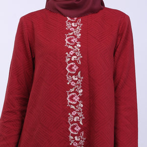Flower Embroidery Shamira Blouse