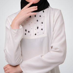 White Beauty Tunic