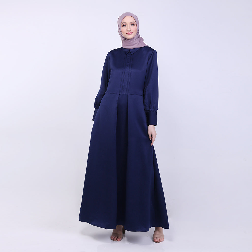 Samarkand Navy Dress