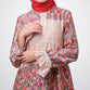Silky Flower Print Zilnara Dress