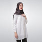 Traya White Basic Blouse