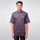 Grey Short Sleeve Azzam Menswear