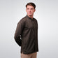 Pleated Long Sleeve Elzam Menswear