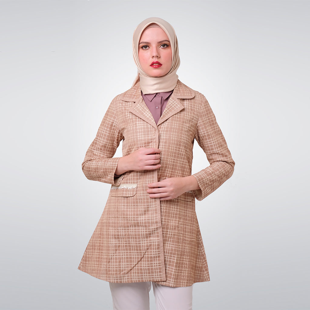 Cream Arisha Formal Blazer