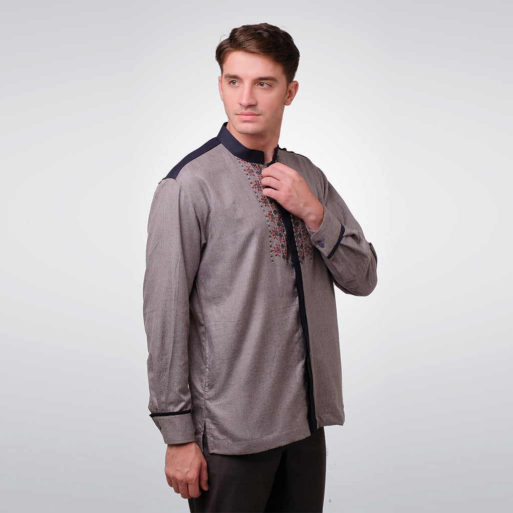 Long Sleeve Adrian Menswear Couple