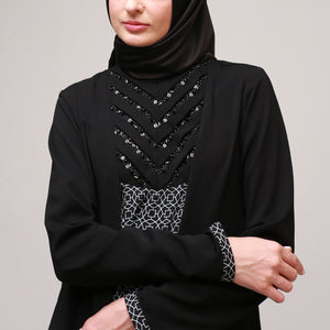 Clavina Evening Blouse